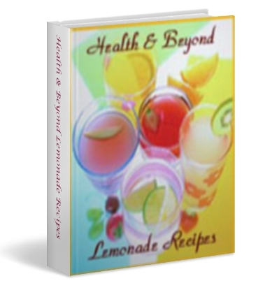 Delicious lemonade recipes