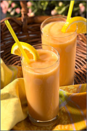 Banana Orange Smoothie