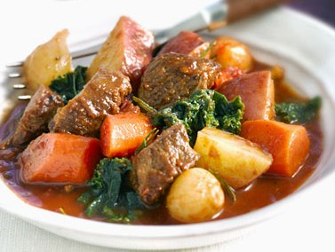 Tender Lamb Stew